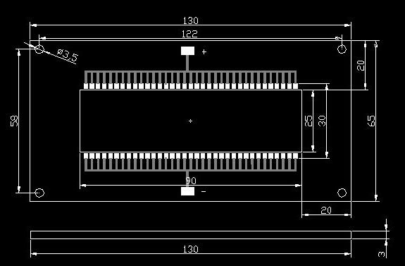 康佳lc42ds60c灯板主电路图